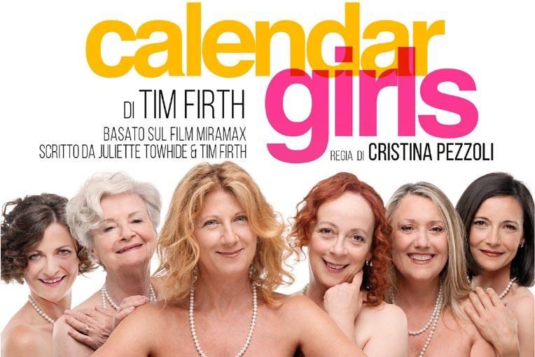 Calendar girls al teatro Manzoni di Milano