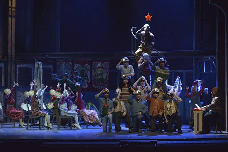 Billy Elliot, il musical di Piparo al Teatro Nuovo di Milano