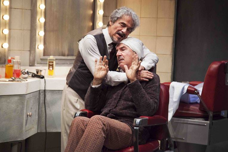 Quei due con Tullio Solenghi e Massimo Dapporto al Teatro Manzoni di Milano