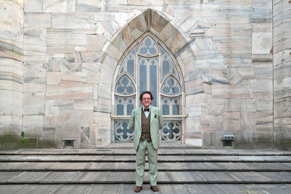 Philippe Daverio ospite di Manzoni Cultura alTeatro Manzoni di Milano