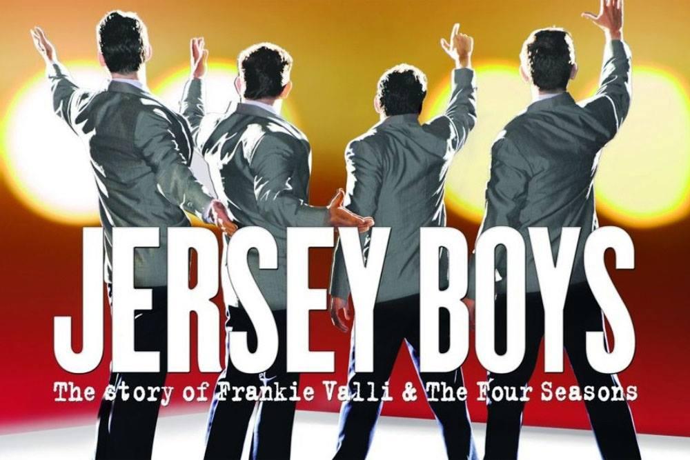 il musical Jersey Boys al Teatro Nuovo di Milano