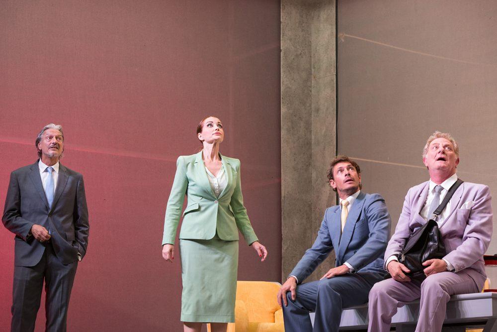 Il metodo al Teatro Manzoni di Milano