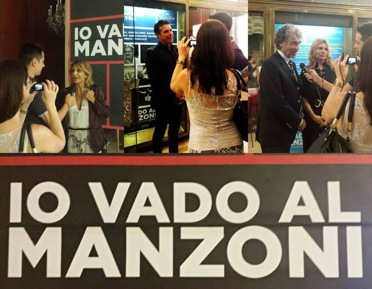 E io vado al Manzoni, il Teatro Manzoni di Milano presenta la stagione 2016/2017
